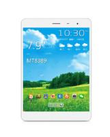 Under $300 Teclast G18mini Teclast G18 mini 3G MTK8389 7.9 Inch Quad Core Tablet PC 1.2GHz IPS 1024*768 Screen phablet 1GB 16GB 2.0+5.0MP Camera tablets pc DHL free