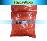 anti-static rubber finger cots best rubber gloves - Best For lcd repair anti static rubber finger cots finger gloves for samsung iphone broken screen repair cracked screen repair