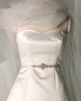 Beaded crystal belts - Cheap Glamorous Dazzing Exqusite Crystals Beaded wedding dress belt bridal dress sashes wedding accessory