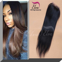 Brazilian Hair Natural Color Curly New arrival Brazilian hair lace front closure 4''x4'' Swiss lace 8''-20'' natural black can be dyed bleached knots