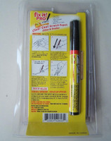 Wholesale New Portable Fix It Pro Clear Car Scratch Repair Remover Pen Drop Shipping