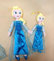 Hot sell children gift Elsa princess plush toys 50cm girls D...