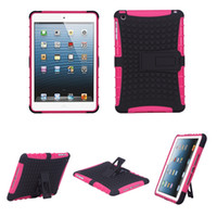 apple ipad - TKOOFN Inch Tablet PC Cases Cover For Apple iPad Mini Shockproof Defender with Kickstand Hard iPad Mini Case PT700X