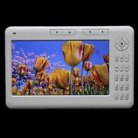Wholesale 4GB inch TFT E book Reader PDF MP3 MP4 RMVB Pocket Ebook Fashion new