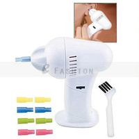 Wholesale Fashion and Convenient Novelty Ear Care Tools Ear Cleaner Electronic Ear Cleaner