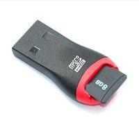 USB 2.0 Micro SD T-Flash adaptador de tarjeta de memoria 8GB 16GB 32Gb 64GB