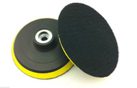 Wholesale 4 quot Polishing Pad Holder Velcro Backer For quot Diamond Wet Dry Polishing pad