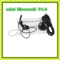 smartphones   Mini Bluetooth V4.0 wireless headset For iPhone Headset For Samsung For smartphones (0507028)