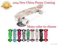 Cheap PC、PP、PU、 Penny Best 22'' PU wheels Penny board