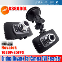 "DHL free shipping !!! GS8000L HD1080P 2. 7"" Car DVR Vehi..."