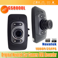 "Hot Selling !!! GS8000L HD1080P 2. 7"" Car DVR Vehicle Ca..."