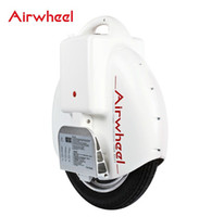 Wholesale Airwheel newest item X8 electric unicycle one wheel electric scooter with good price with DHL UPS FEDEX EMS