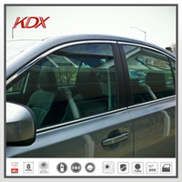Wholesale New KDX TB one car window tint film gray front Crystal Green side rear car window tinting