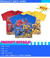 Cheap Boy cotton shirts Best Summer Standard sleeve shirt