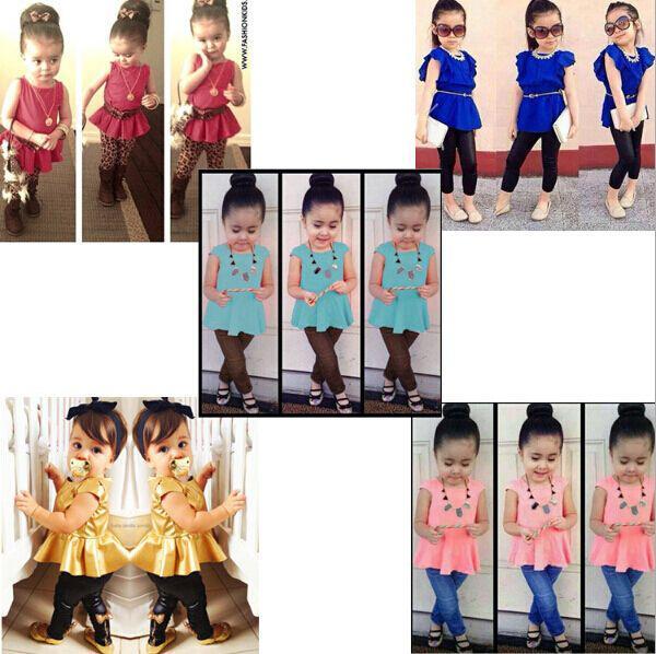 Kids Fashion Girls Style Baby Girls Fashion