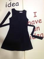 Wholesale 2014 Kid Girl High Quality Beautiful Popular Fashion Children School Uniform
