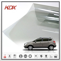 Wholesale Light Gray VLT Total Solar Engengy rejection Car side rear window screen film Car window TINT film auto tinting T SRC006H33