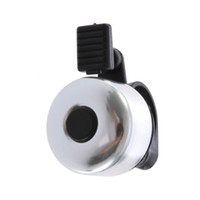 Ordinary Bell Bicycle Metal Ring metal+plastic 1pcs Alloy Metal Ring Handlebar Bell Alarm Horn Sound for Bike Bicycle Cycling Newest