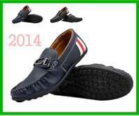 2014 new best quality men flats casual shoes Soft Loafers Sneakers Comfortable Driving Shoes Spring Autumn summer