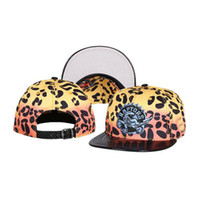 Wholesale Cheap Basketball Caps Raptors Snapback Caps Fashion Design Strap Back Hats Team Hats Leopard Style Flat Brim Caps Mix Order