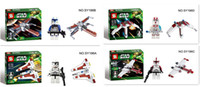Wholesale Children s building blocks assembled toy Star Wars Clone Wars dolls doll with arms SY196