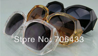 PC wholesale sports jackets - Freeshipping New Crystal Fashion Sunglasses for Women Jackets Sports Designer Glasses SG20