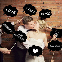 Wedding Event & Party Supplies,Hat Yes Free shipping, New Product ! Wedding ideas photo MINI CHALKBOARD SIGNS with SKEWERS MINI BLACKBOARDS wedding props