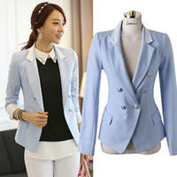 Blazer Women's Fashion Set Professional Skirt Summer Outerwear Blazer 608 From Liufaling680520, $31.45 | Dhgate.Com