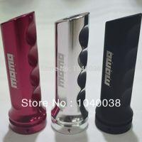 aluminum brakes - MOMO Racing Car Handbrake Handle Cover Universal Aluminum Hand Brake Cover