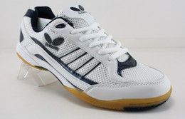 Wholesale Hot new sports shoes butterfly table tennis shoes men s shoes size
