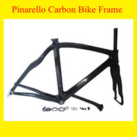 Wholesale 2014 Dogma BB30 BB68 Clear Coating Bike Frames Special Carbon Road Bike Frame Black No Decal cm Availalabl Frame