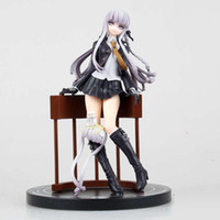 Multicolor PVC Key 2014 hot selling anime pvc Hand to do model Algernon Kirigiri Kiyouko B Take a cup of noodles action figure collection model
