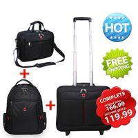 Wholesale SWISSGEAR necessary business travel Luggage Sets of fashion travel Luggage