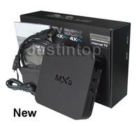 Cheap Quad Core MXQ Android TV BOX Best Included 1080P (Full-HD) MX2 S805 Quad Core