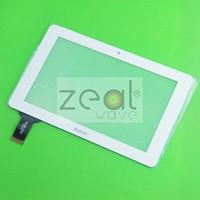 Wholesale 7 For Ainol Novo7 Crystal l novo7 elf II Novo elf2 elf Touch Screen Glass
