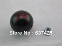 Wholesale HS SK007 HOSO Store New Design HOSO speed Type R ROUND Manual gear shift knob for HONDA CIVIC Accord S2000 Acura