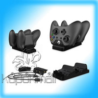 For Xbox   Wholesale - 1pcs No.19 USB Charger Charging Station Stand for Xbox One Game Controller
