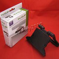 For Xbox for Microsoft Xbox One Black  S31 5pcs New Arrival Plastic TV Clip Sensor Mounting Clip Holder Stand for Microsoft Xbox One Black