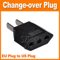 change over - change over plug EU TO US plug Euro plug to US plug for electronic cigarette and various kinds of electronic products to charge