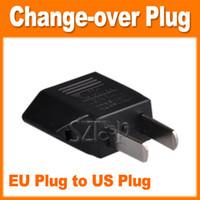 change over - change over plug EU TO US plug Euro plug to US plug for electronic cigarette and various kinds of electronic products to charge DHL