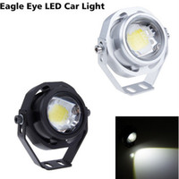 Wholesale Ultra Bright W CREE U2 LM LED Eagle Eye Car Fog Daytime Running Reverse Backup Parking Signal Light Lamp IP67 waterproof