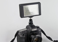 Wholesale Brand New Wansen W96 Camera Led Video Light for JVC Canon Nikon Pentax HITACHI Panasonic Samsung EVERIO