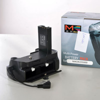 Wholesale MeiKe Brand New MK D5000 Battery Grip for Nikon D5000 Camera DSLR