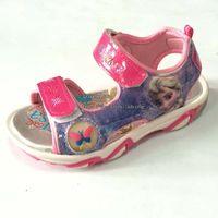 Wholesale Frozen Kids Footwear Sandal Shoes Beach Sandals Girl Shoes Children Sandals Kids Sandals Child Summer Sandals Childrens Shoes Girls Sandals