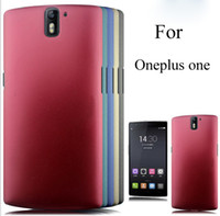 Wholesale OnePlus One Cover Colorful Matte Hard PC Back Cover Case For One Plus One High quality