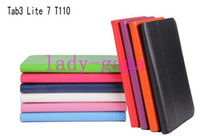 PU Leather Folio Case Cover Folding Pouch for Samsung Galaxy...