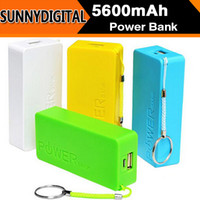 Power Bank For LG  5600 mah 5600mah Fragrance Perfume Portable Power Bank Emergency External Universal Battery Charger for Samsung Galaxy S4 S3 Lenovo ZTE L900
