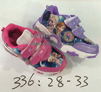 Wholesale Frozen Child Athletic Shoes Kids Sneakers Sports Shoes Athletic Footwear Kid Boy Girl Cheap Sneakers Sports Shoes Children Athletic Shoes