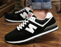 Wholesale New arrival Balance casual sport shoes for men women sneaker Lovers shoes running jogging shoes size