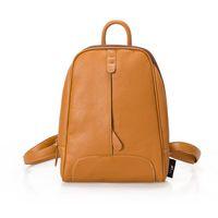 Wholesale 2014 new hot Korean casual women backpack brown black colors shoulder bag lady totes drop shipping